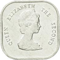 Monnaie, Etats Des Caraibes Orientales, Elizabeth II, 2 Cents, 1996, TTB - East Caribbean States