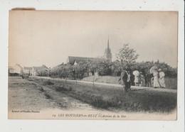 CPA - LES MOUTIER EN RETZ - Avenue De La Mer - Les Moutiers-en-Retz