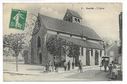 LARDY - L'Eglise - Lardy