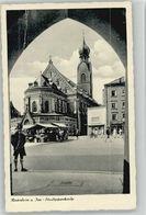 40211771 Rosenheim Bayern Rosenheim Oberbayern  X 1953 Rosenheim - Alemania
