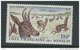 Cote Des Somalis P.A.  N° 26  XX Faune : Gazelles, Sans Charnière, TB - Französich-Somaliküste (1894-1967)