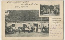 Stubing Sreiermark Gruss Aus Eschider's Gasthof Used To Ploesti Romania - Autres