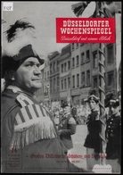 Deutschland BRD - Düsseldorfer Wochenspiegel No. 14 1957 - 52 Seiten - Voyage & Divertissement