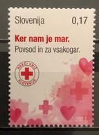Slovenia, 2017, Mi:ZZ 81A (MNH) - Slovenia