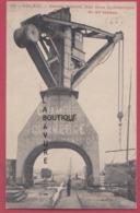 62 - CALAIS--Bassin Carnot--Une Rue Hydraulique De 40 Tonnes--chambre De Commerce - Calais
