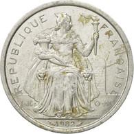 Monnaie, French Polynesia, 2 Francs, 1982, Paris, TTB, Aluminium, KM:10 - French Polynesia