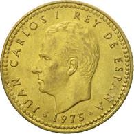 Monnaie, Espagne, Juan Carlos I, Peseta, 1980, TB+, Aluminum-Bronze, KM:806 - [ 5] 1949-… : Royaume