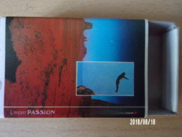 L'instant Passion Boite Vide (sans Numéro) - Cajas De Cerillas (fósforos)