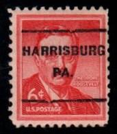"USA Precancel Vorausentwertung Preo, Locals ""HARRISBURG"" (PA). - Stati Uniti"