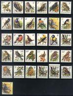 A45 - Belgium - Lot Unused / Ongebruikt - Buzin - Vogels / Birds / Fauna - 1985-.. Vögel (Buzin)