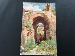 11815 - ROM. Ruinen Der Kaiserpaläste Auf Dem Palatin (Belvedere) - Roma (Rome)
