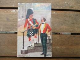 CPA ILLUSTRATEUR RAPHAEL TUCK OILETTE  ARGYLL &SUTHERLAND HIGHLANDERS - Tuck, Raphael