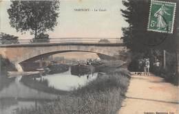 SAMPIGNY - Le Canal - France