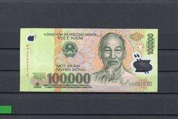 VIETNAM 2005, 100.000 DONG, POLIMERO, P-122b, SC-UNC - Vietnam