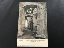 857 - ROMA Monte Palatino Olivio Vittoria E Porta Romana - Roma (Rome)