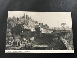 1411 - ROMA SPARITA Palatino - 1920 Timbrée - Roma (Rome)