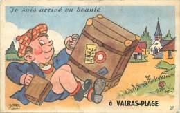 34 , VALRAS PLAGE , Carte A Systeme , * 395 01 - Francia