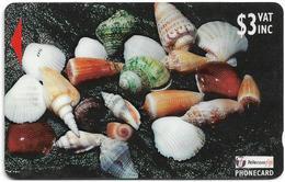 Fiji - Shells Of Fiji - 25FJB - 1998, 50.000ex, Used - Fiji