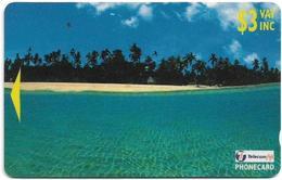 Fiji - Crystal Clear Waters - 26FLB - 1998, 42.500ex, Used - Fiji