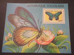 TOGO - BF .... FARFALLA - NUOVO(++) - Togo (1960-...)