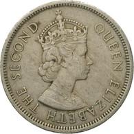Monnaie, Hong Kong, Elizabeth II, Dollar, 1960, TTB, Copper-nickel, KM:31.1 - Hong Kong