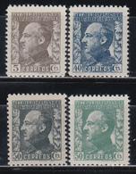 1940   EDIFIL Nº 260 / 263  /**/, - Guinea Española