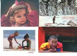 Enfants- Lot De 50 CP - 5 - 99 Cartoline