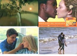 Couples : Lot De 50 CP - 5 - 99 Cartoline