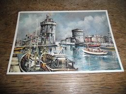 CPM De La Rochelle - Bateaux De Pêche - Illustrateur M. Legendre, Daté 1983 - La Rochelle
