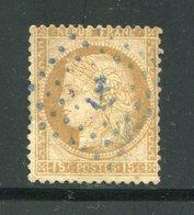 Y&T N°55- Ancre Bleue - 1871-1875 Cérès