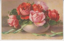 A 910  / Catharina KLEIN / N° 4143 Bouquet De Roses - Klein, Catharina