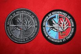 Ancien écusson De La GENDARMERIE En CORSE - Police & Gendarmerie