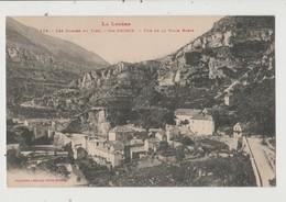 CPA - Les Gorges Du Tarn - STE SAINTE ENIMIE - Vue De La Ville Basse - Autres Communes