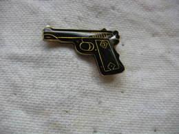 Pin's D'un Pistolet - Archery