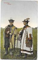 Hongrie  - HORTOBAGY  -Gulyàsok  -Expédiée De Temesvar En 1918 - Correspondance De Guerre 14/18 - Hongrie