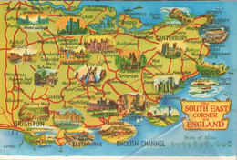 South East Corner Of England Dover - Canterbury