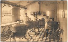 Westmalle NA2: Sanatorium Lizzie Marsily. La Cuisine - Malle