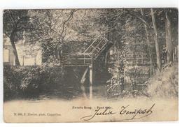 Putte , Zwarte Brug. - Pont Noir N.868, F.Hoelen - Kapellen