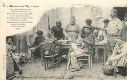 VITICULTURE , Miseres Des Vignerons( Henri Rouger A Auxerre ) , * 399 69 - Autres