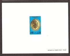 EPREUVE DE LUXE Proof Objet Postal Yv. 1838 - Epreuves De Luxe