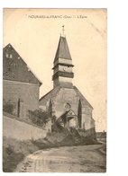 60 Nourard Le Franc Eglise - Autres Communes