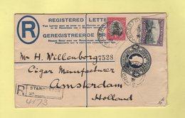 Standerton - Afrique Du Sud - Recommande Pour La Hollande - 1932 - South Africa (...-1961)