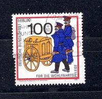 9760 Deutschland Germany Berlin-West Mi 854 Gest., Verzähnt Siehe Scan - Berlin (West)