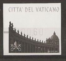 2008 VATICANO AUTOMATICI  SAN PIETRO 0,60 MNH ** - ED - Vatikan