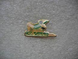 Pin's Du Club De GRS (Gymnastique Rythmique Et Sportive) De La Commune De FORTSCHWHIR (Dépt 68) - Gymnastics