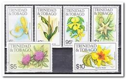 Trinidad & Tobago 1985, Postfris MNH, Flowers - Trinidad En Tobago (1962-...)