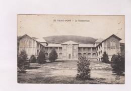 CPA DPT 34 ST PONS, LE SANATORIUM En 1929! - Saint-Pons-de-Mauchiens