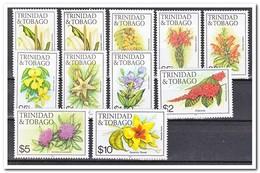 Trinidad & Tobago 1987, Postfris MNH, Flowers - Trinidad En Tobago (1962-...)