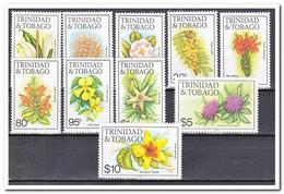 Trinidad & Tobago 1988, Postfris MNH, Flowers - Trinidad En Tobago (1962-...)