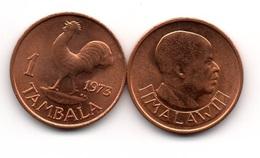 Malawi - 1 Tambala 1973 UNC Lemberg-Zp - Malawi
